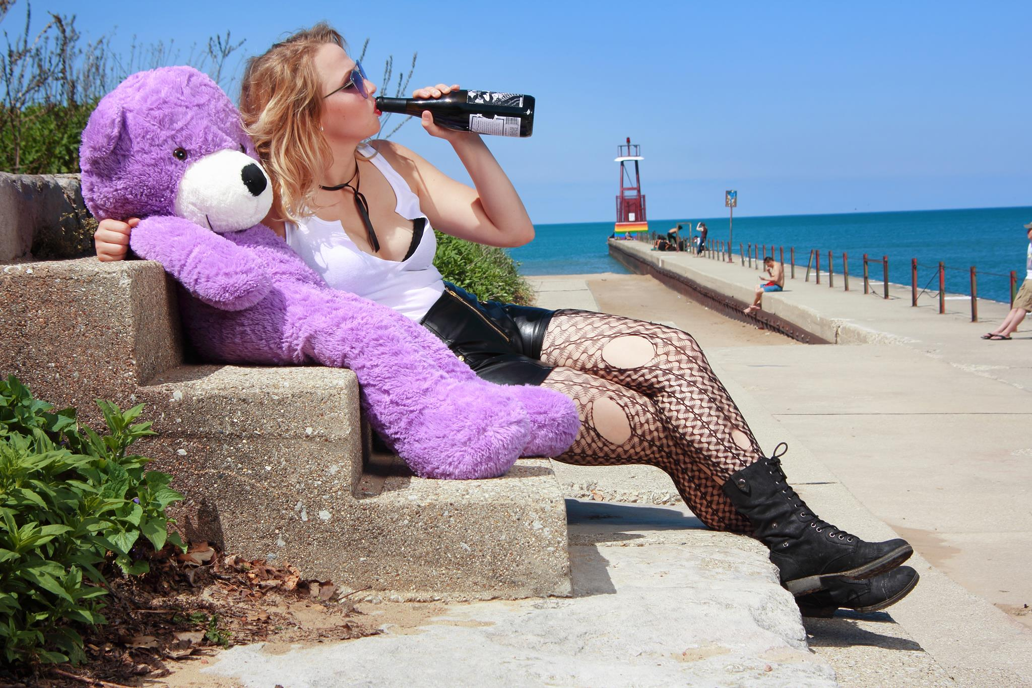purple bear shoot 2