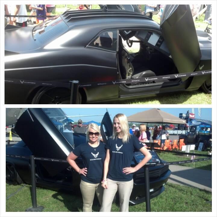 Air Froce Super Car